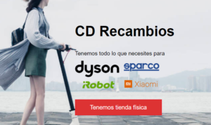 Servicio Técnico Dyson en Iturmendi 3